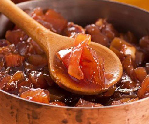 Norfolk fruit chutney recipe