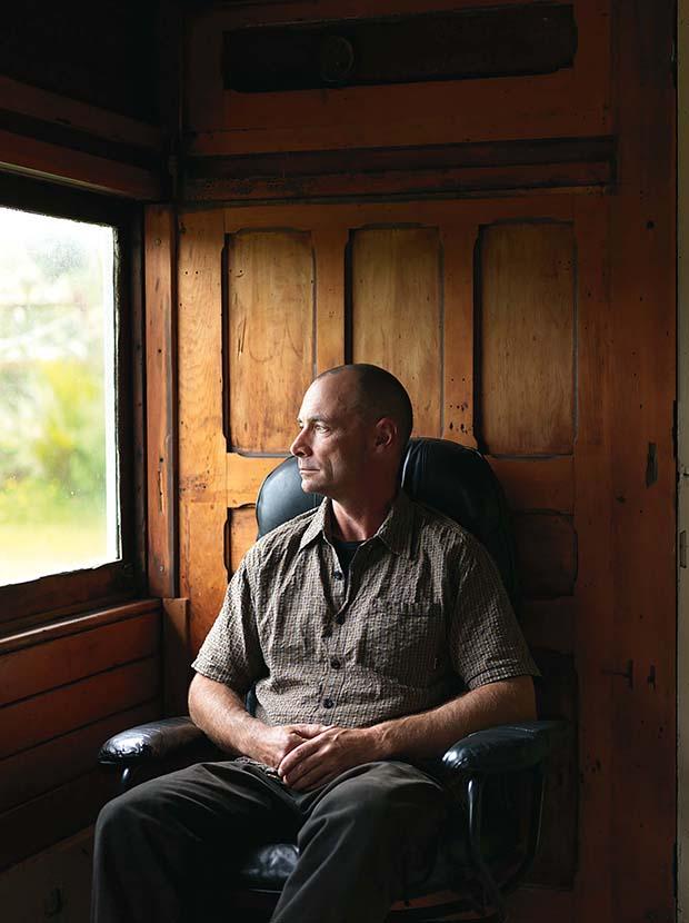 Jed Smith, Fox River Commune.