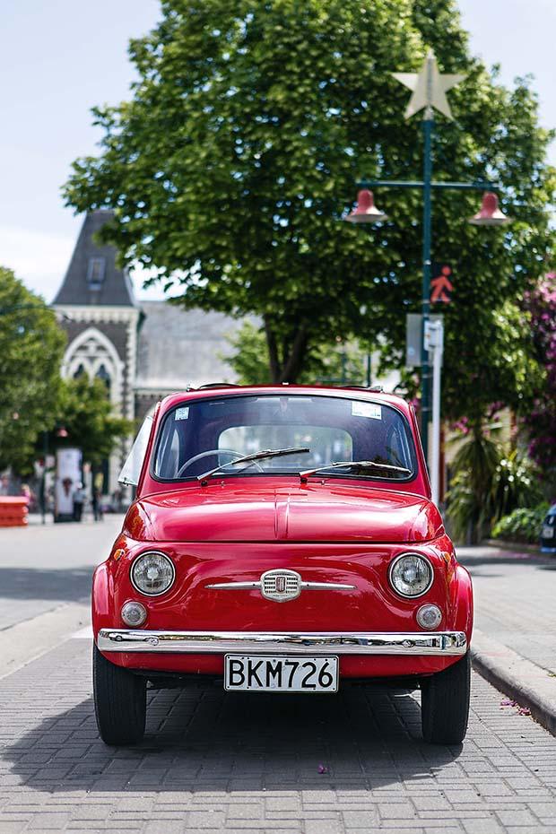 1967 Fiat 500 F Bambina