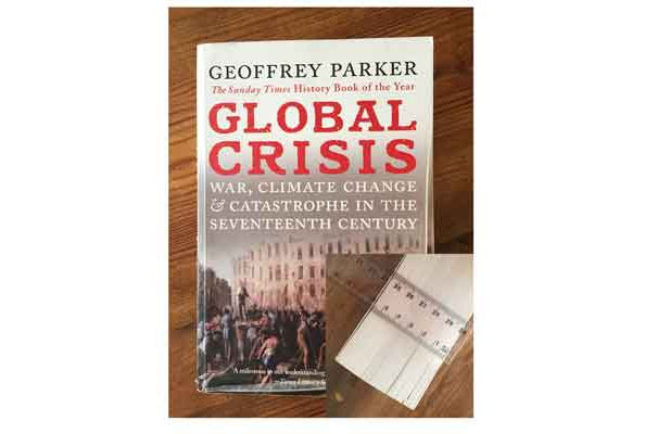 Global Crisis: War , Climate Change and Catastrophe in the Seventeenth Century