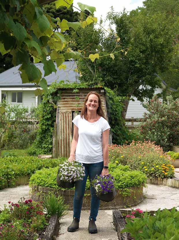 Tamsin Wilson, The Secret Garden