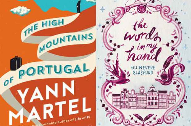 Words in My Hand and The High Mountains of Portugal and