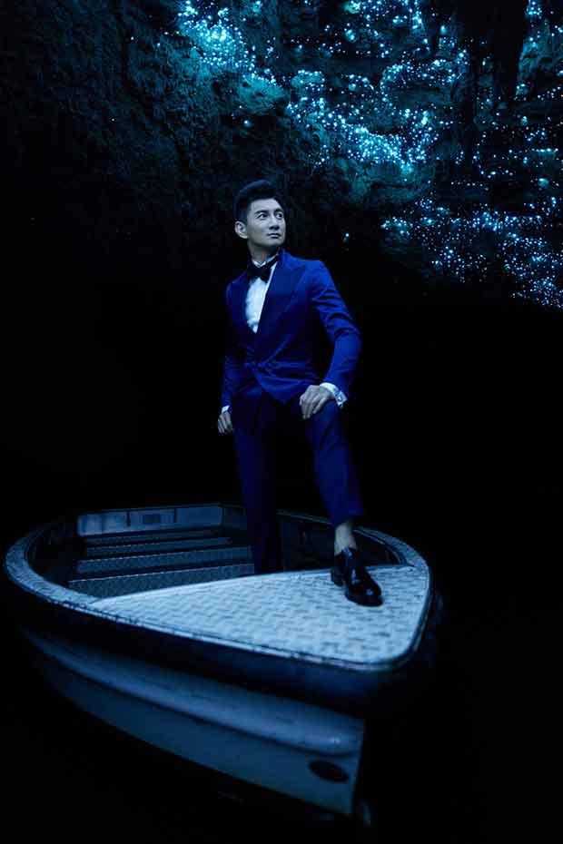 Nicky Wu.