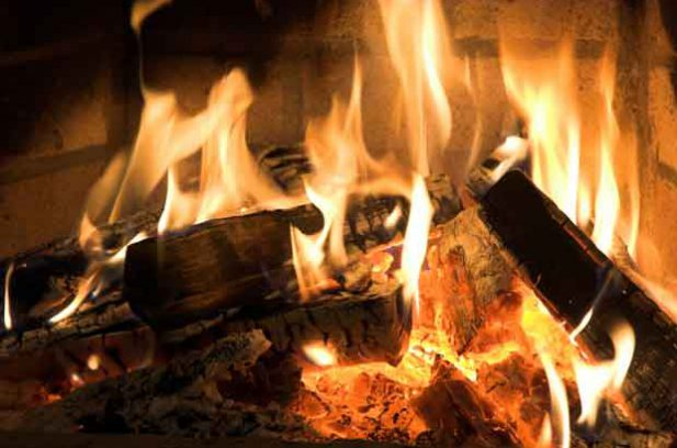 building an effective fireplace