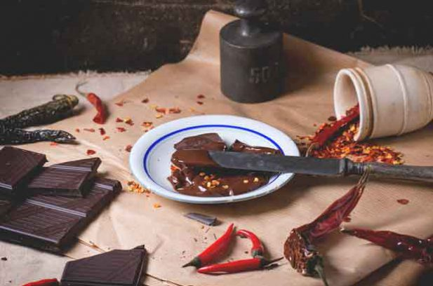 chocolate chilli sauce