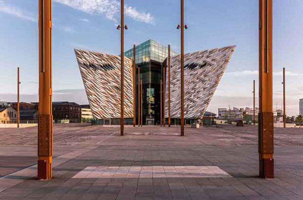 Titanic - credit to Titanic Belfast