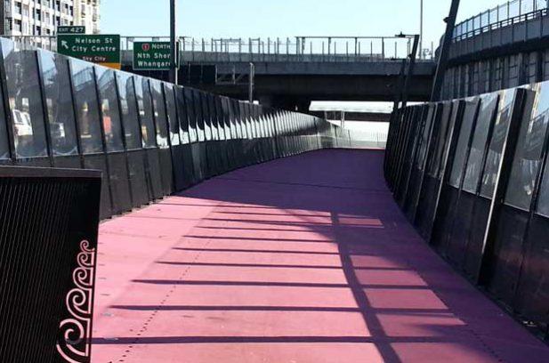 magenta cycleway