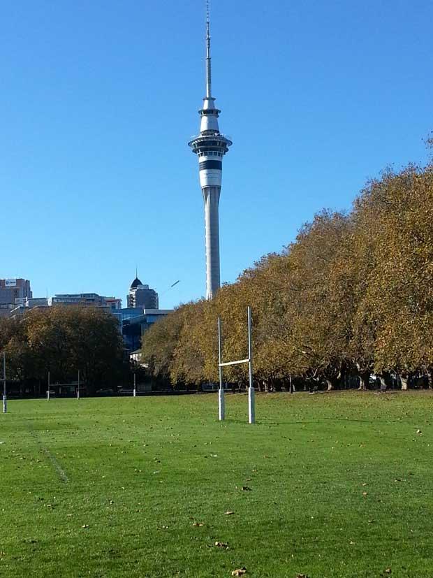 Victoria Park.