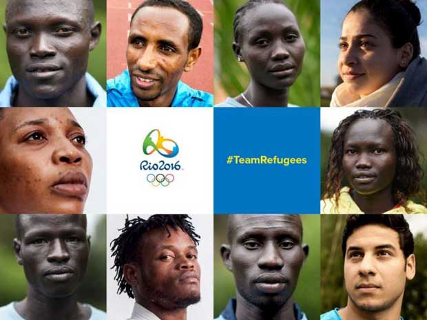 The Refugee Olympians