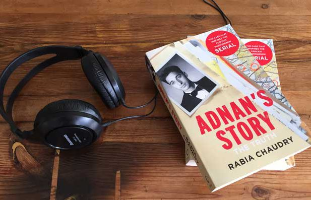Adnan's Story by Rabia Chaudry.