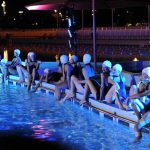 Wet hot Beauties aquatic dance