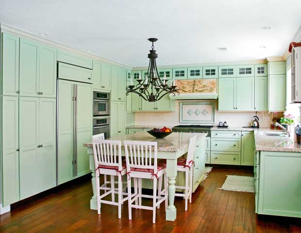 designing a country home