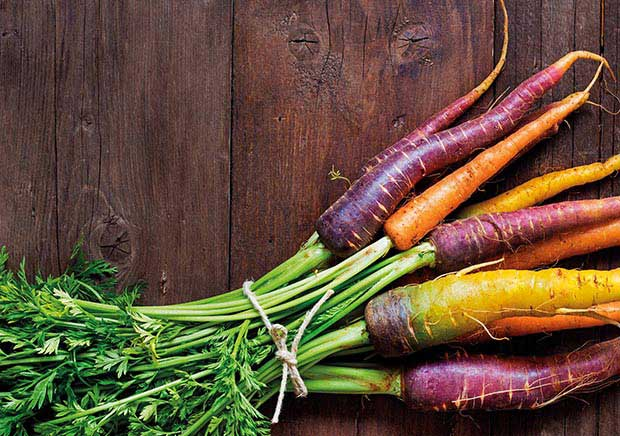 The colourful history of carrots - thisNZlife