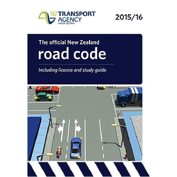 New Zealand road code