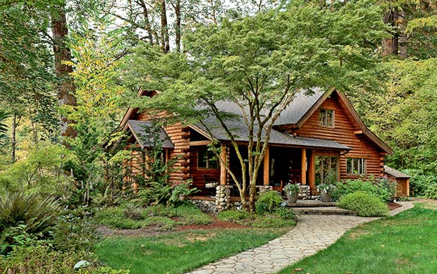 10 Things You May Not Know About Building A Log Home In New