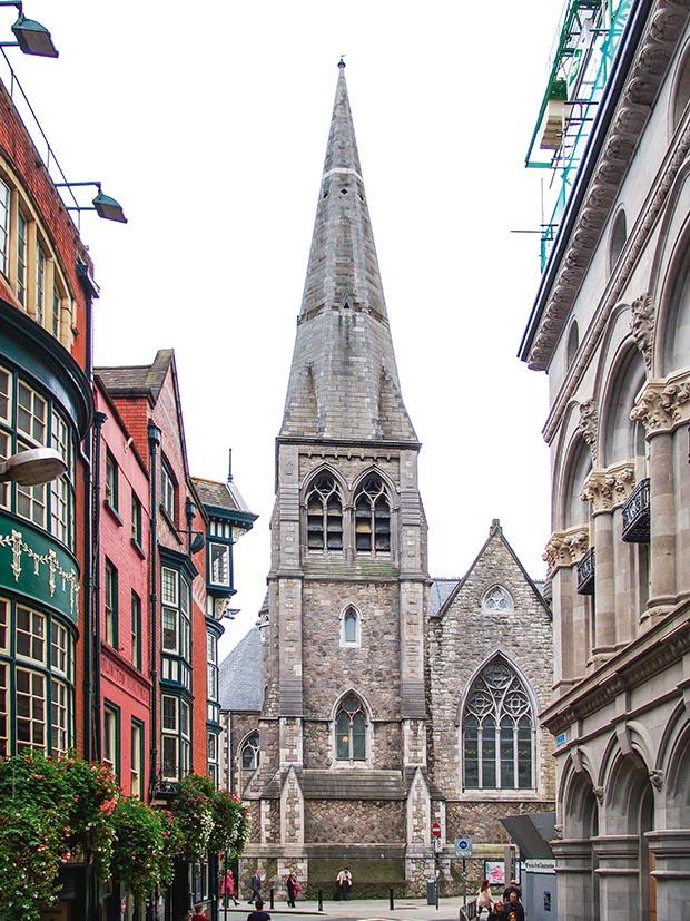 St Andrew's Church Dublin