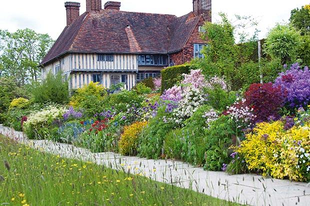 Great Dixter gardener ...