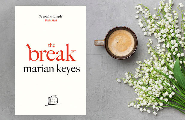 book club marian keyes the break