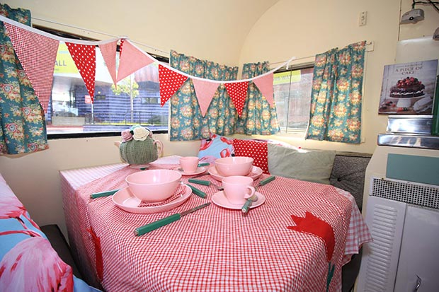 How to do-up your vintage or retro caravan: Excerpt from