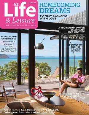 Z Life & Leisure magazine March/April 78
