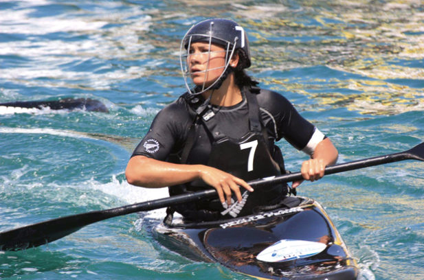 NZ Canoe Polo Jordan Aria Housiaux