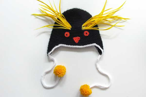 34ed38cce907a Make this rockin  penguin beanie for Bird of the Year