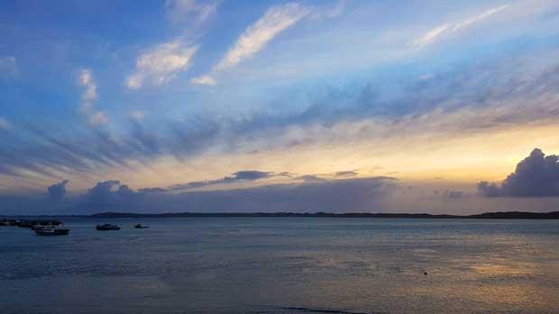 Sunrise Chatham Islands