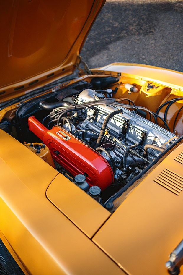 1970 Safari Gold Series 1 Datsun 240Z