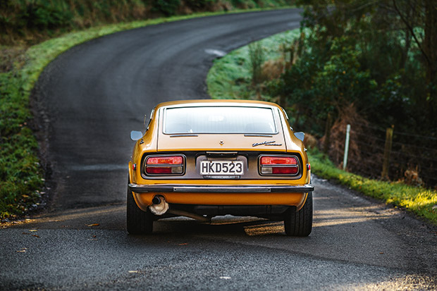 1970 Safari Gold Series 1 Datsun 240Z